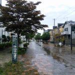 陸屋根の勾配不足による防水層の劣化